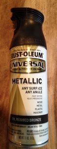 Rust-Oleum Oil Rubbed Bronze