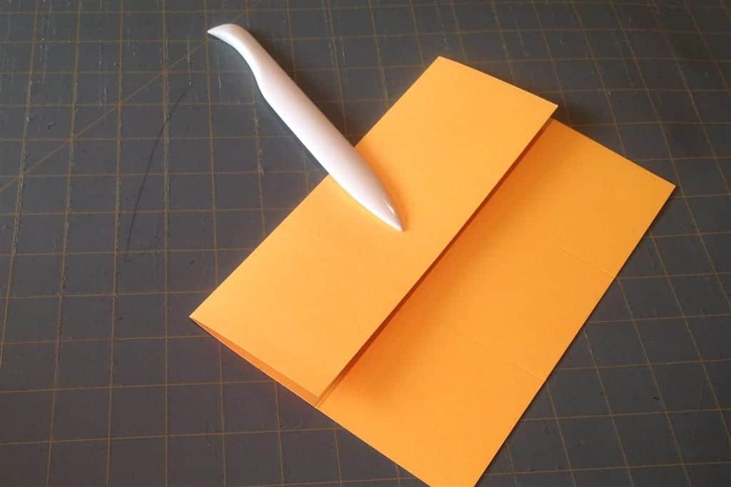 Paper Easter Basket