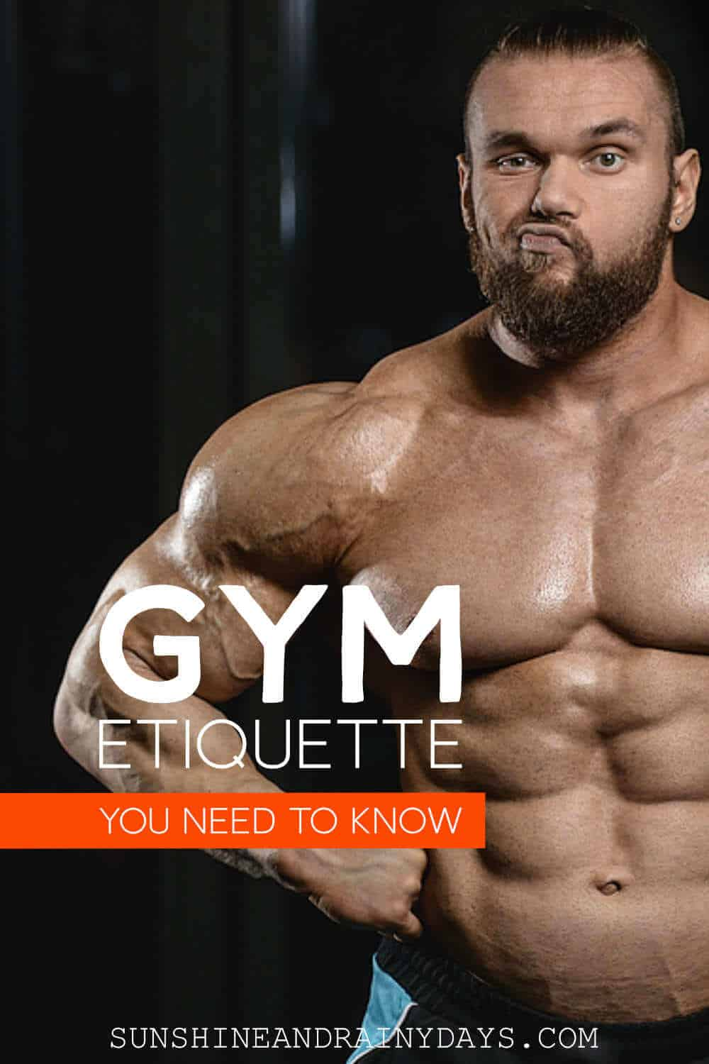 Gym Etiquette You Need To Know