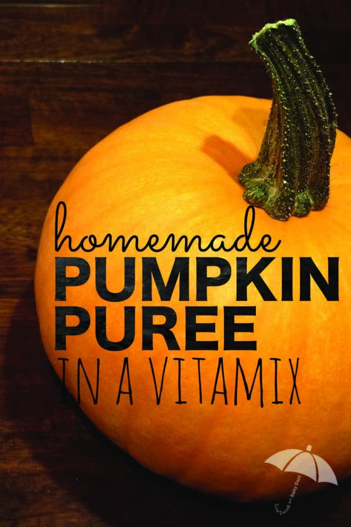 Fall is the perfect time for everything pumpkin! Pumpkin bread happens to be one of my favorites, especially with homemade pumpkin puree!