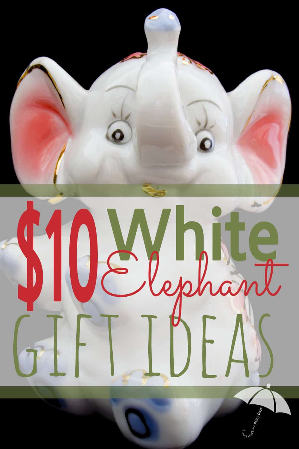 10 white elephant gift exchange ideas sunshine and Good gifts for gift exchange