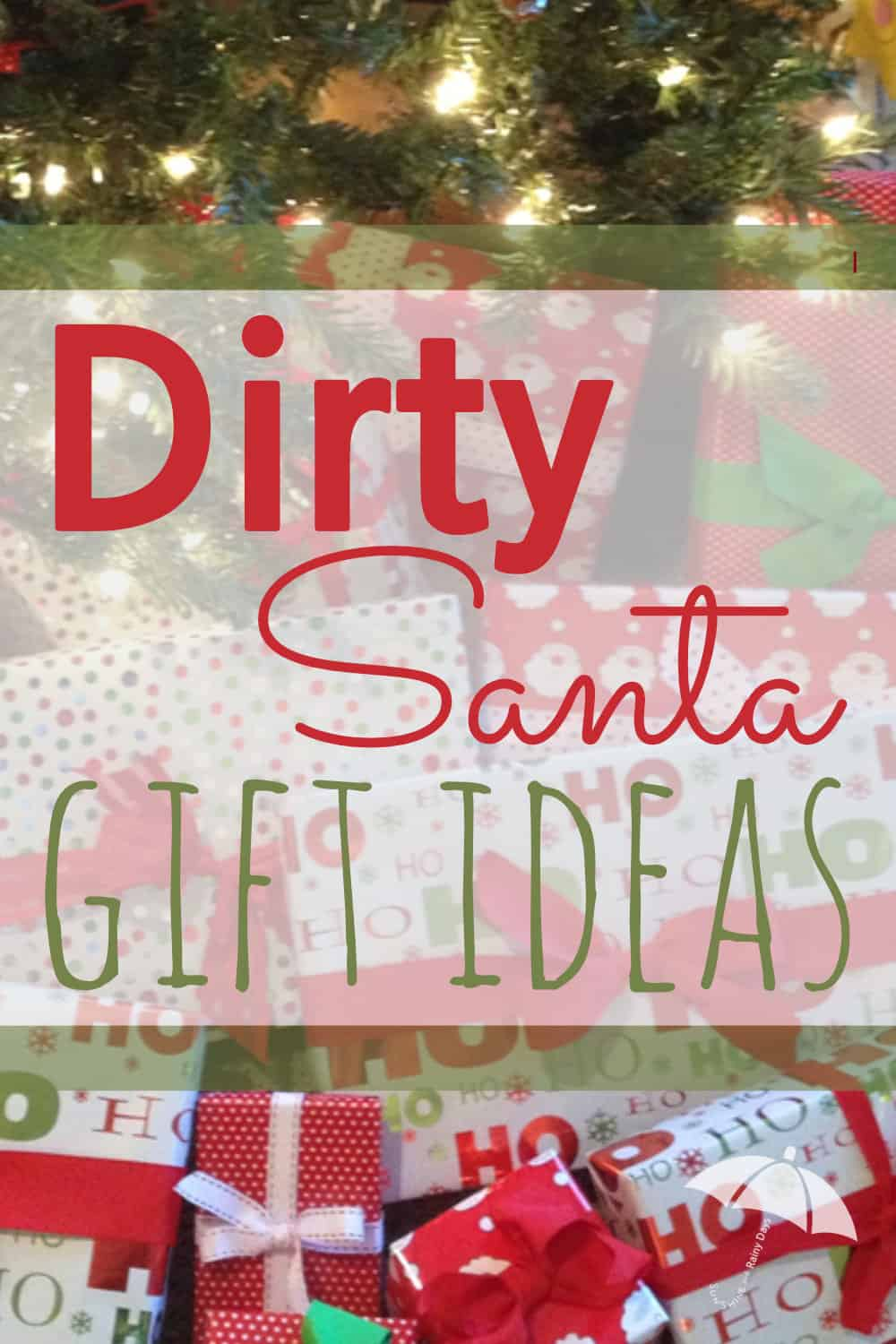 There's going to be a Dirty Santa party and you want to have the best gift. The gift your friends will fight for. The gift that's useful AND fun! Can you pull it off?