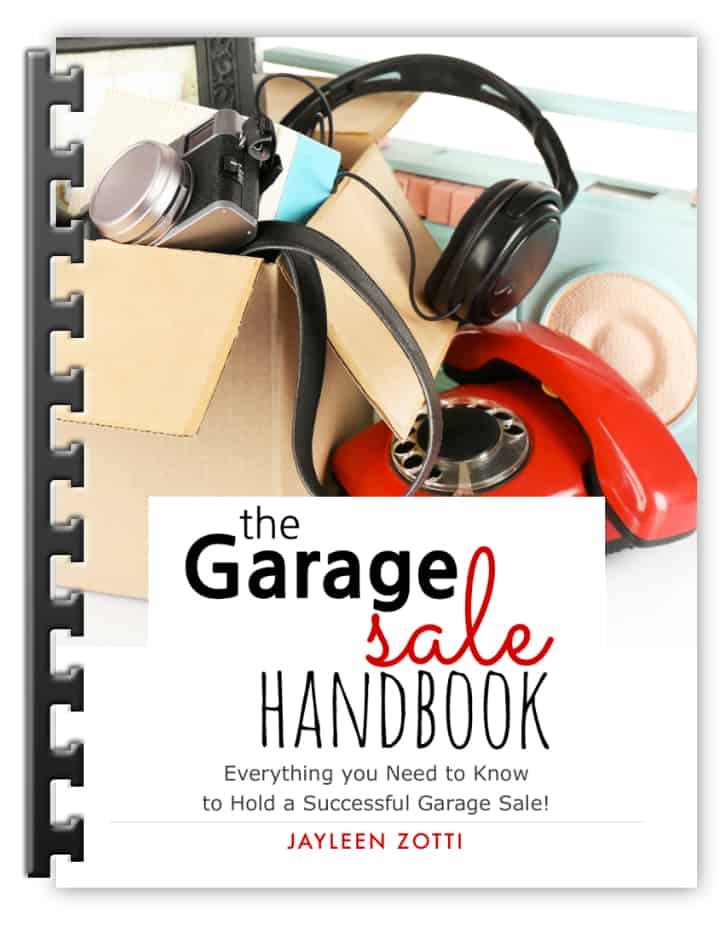 The Garage Sale Handbook