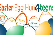 Easter Egg Hunt for Teens!