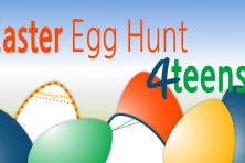 Easter Egg Hunt for Teens!