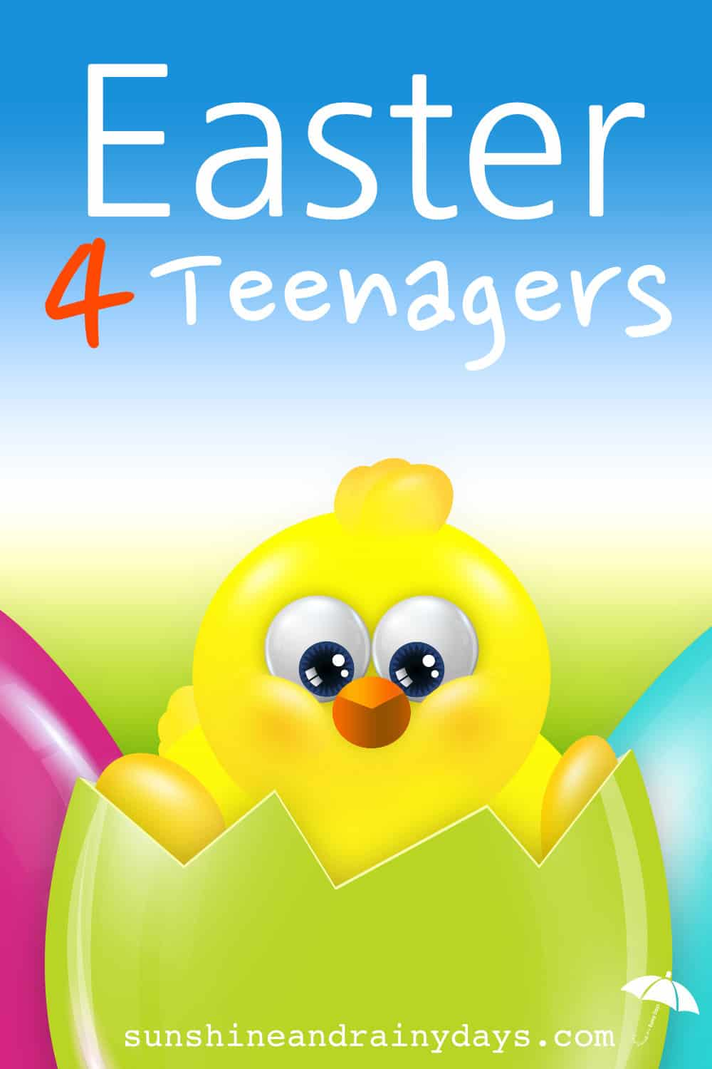 With Easter right around the corner, you may be wondering what to put in that Easter basket. When the kids were young, it was easy to grab a Littlest Pet Shop and a Thomas train. Now that they are teenagers, the challenge is real. Easter for teenagers can still be fun!