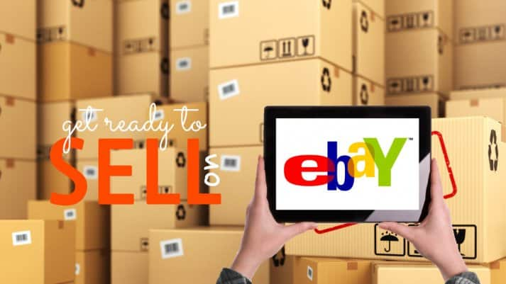 Get Ready to Sell on Ebay!