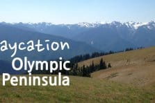 Daycation to the Olympic Peninsula