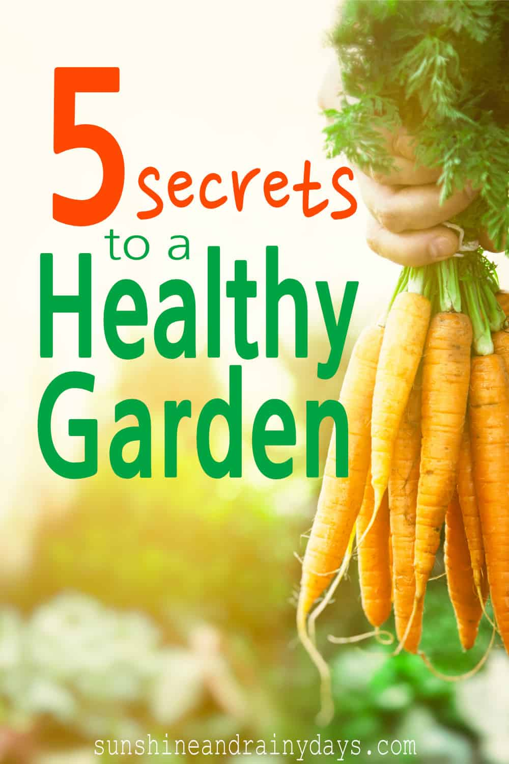Gardening is actually quite fun and rewarding but that doesn't mean you won't encounter challenges. Garden challenges are easy to overcome, and even prevent, if you know a few secrets to a healthy garden! We've learned the hard way and you can learn from our challenges! Healthy Garden | How To Have A Healthy Garden | #gardeningtips #SARD