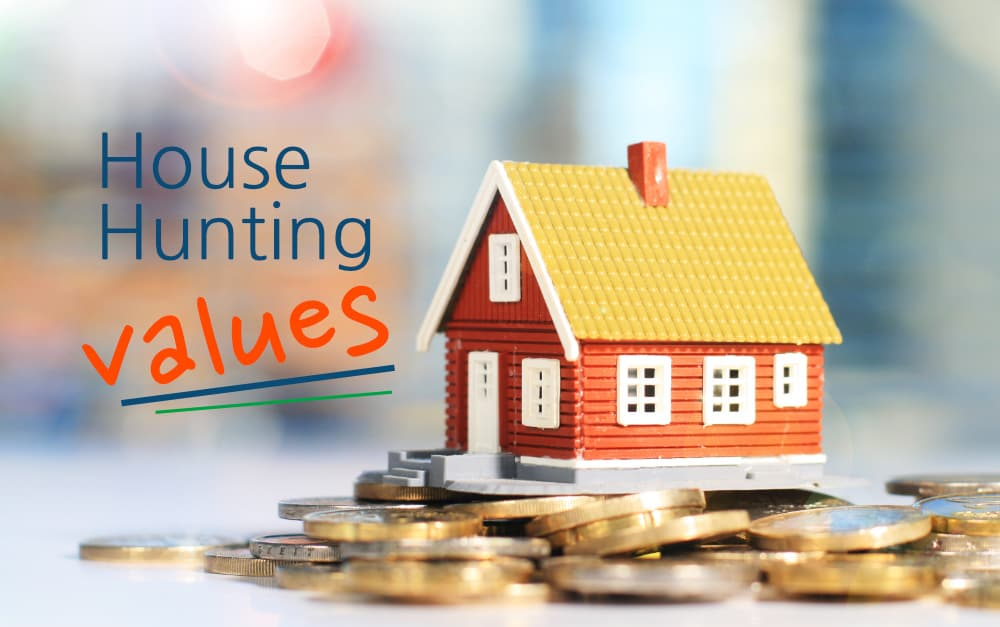 What Do You Value When House Hunting
