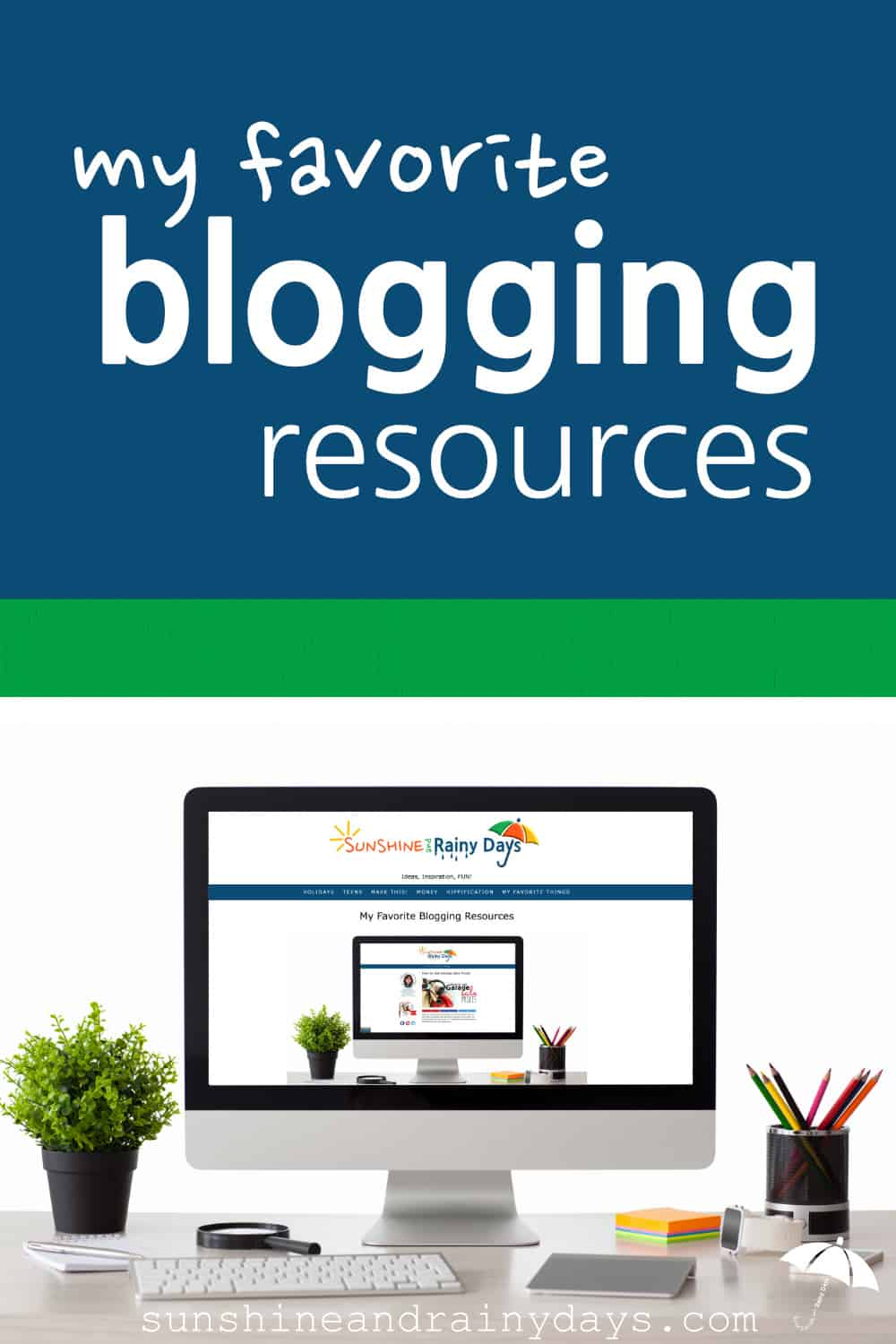 Have you thought about starting a blog? Where do you start? What programs do you use? Here I list tried and true blogging resources to help you on your way!