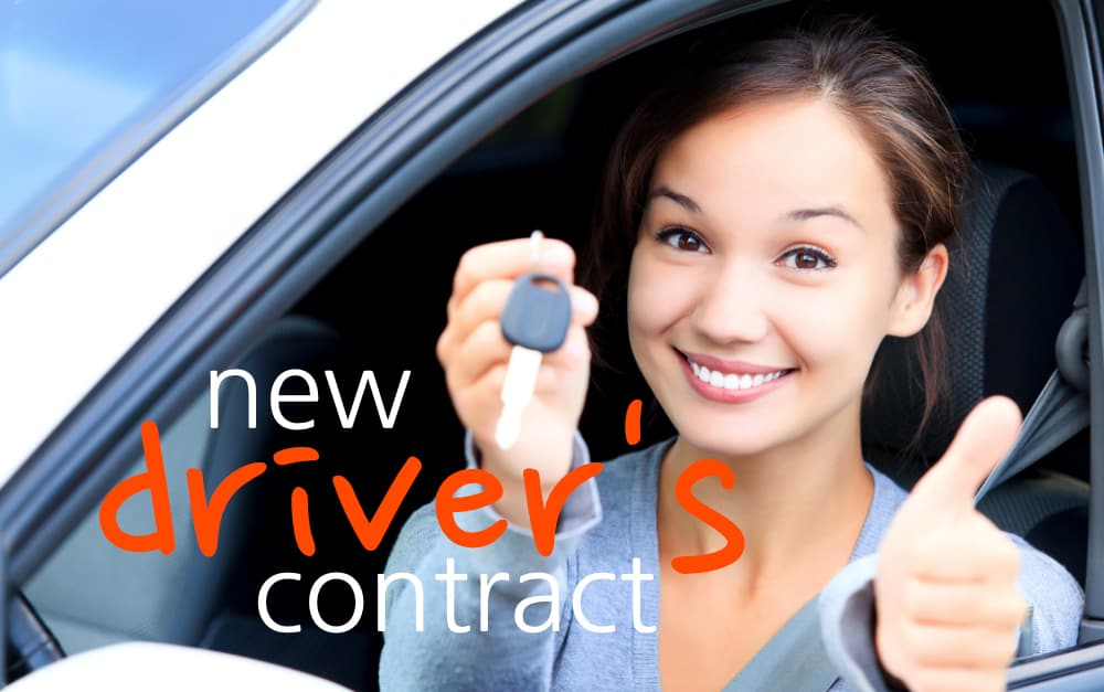 New Driver's Contract