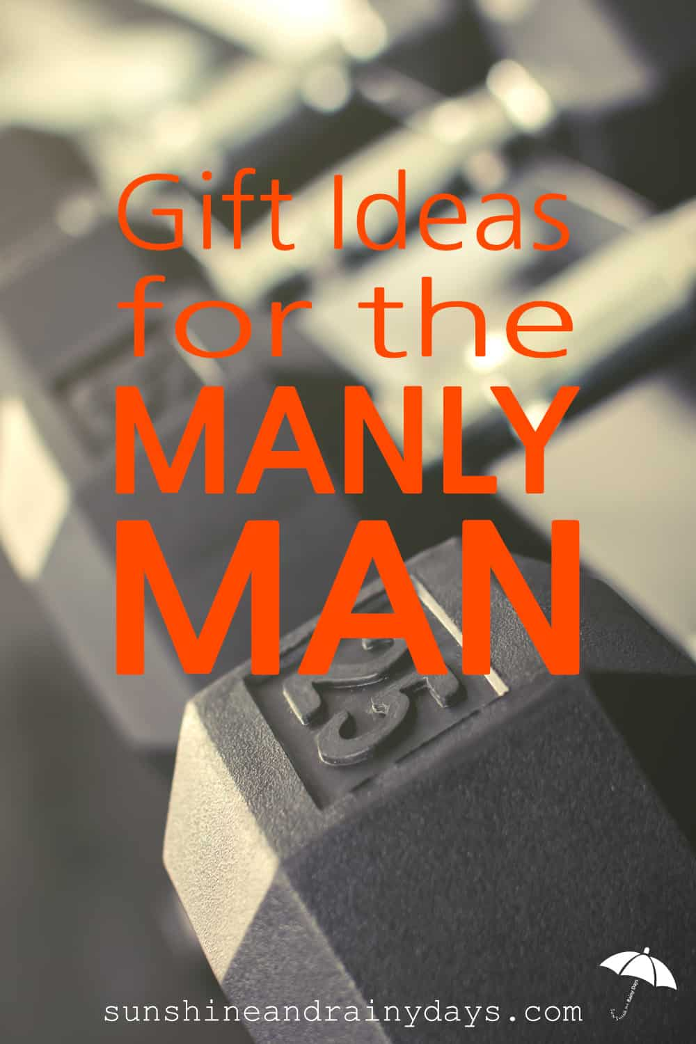 Looking for gift ideas for the manly man who has it all? We have you covered with gift ideas the manly man may not even know he wants until he sees it! Written by a manly man for those who love a manly man!