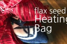How To Make A Flax Seed Heating Bag