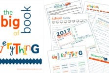 The Big Book Of Everything For Teens