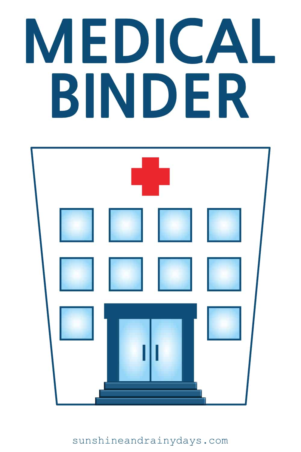 Take control of your health using Medical Binder Printables!