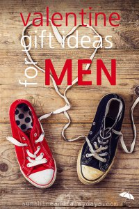 With Valentine's Day around the corner, you may be looking for Valentine Gift Ideas For Men in hopes of finding the right gift idea for your main squeeze!