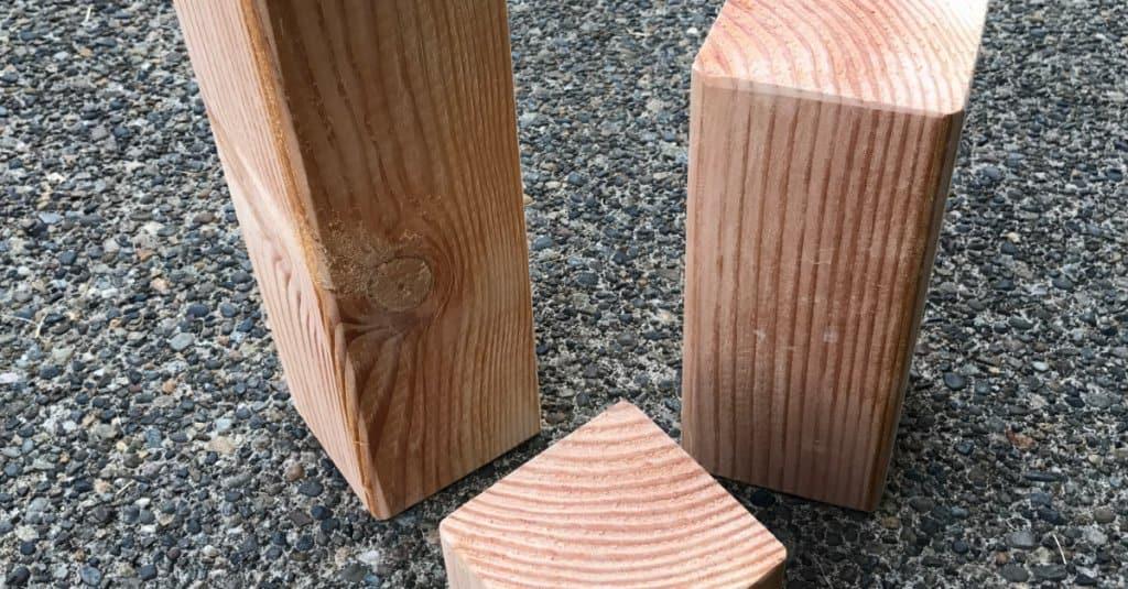 Sanded Blocks