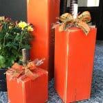 4 X 4 Pumpkins