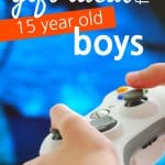 Fifteen year old boys are adjusting to high school life, thinking about their future, learning to drive, and trying to enjoy their youth. Gift ideas for 15 year old boys have a wide range, depending on their interests and if they are enjoying their youth or want to grow up or a mixture of the two. #15yearoldboys #giftideas