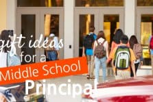 Practical Gift Ideas For A Middle School Principal