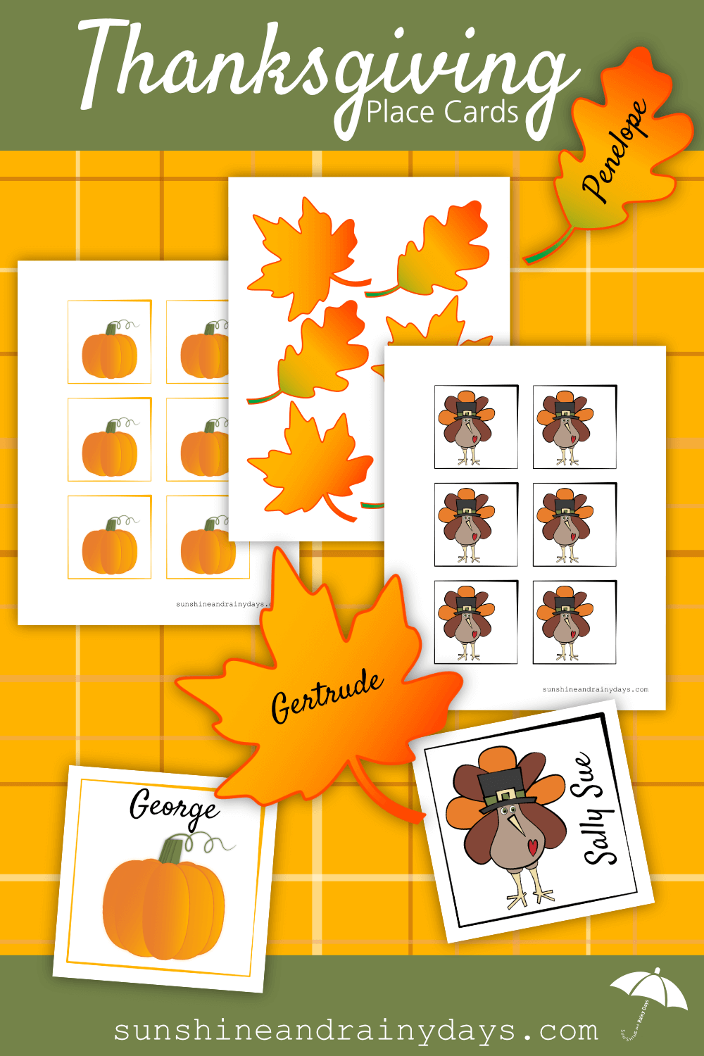 photo relating to Thanksgiving Place Cards Printable known as Thanksgiving Position Card Printable -