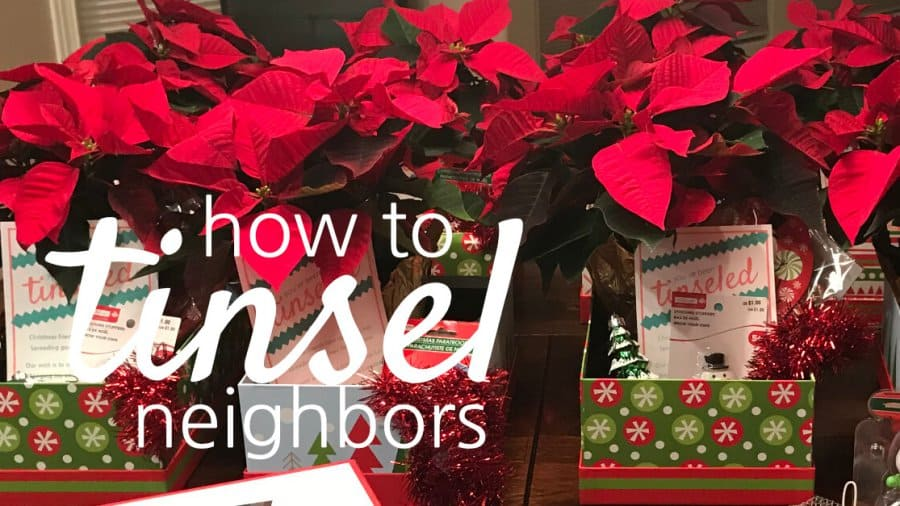 How To Tinsel Neighbors