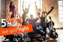 5 Things We Got Right With Our Kids