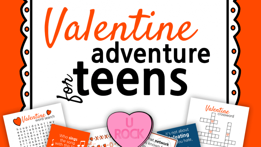 Valentine Adventure For Teens