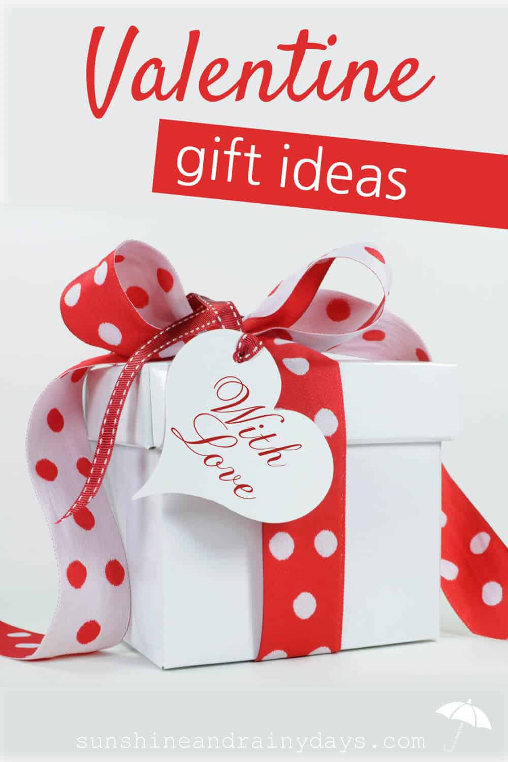 There's no need for Valentine Gift Ideas to be hard or complicated. After all, Valentine's Day is a fun, stress free day to spend time with those you love. A simple gift, a homemade card, and TIME will be the perfect mix!
