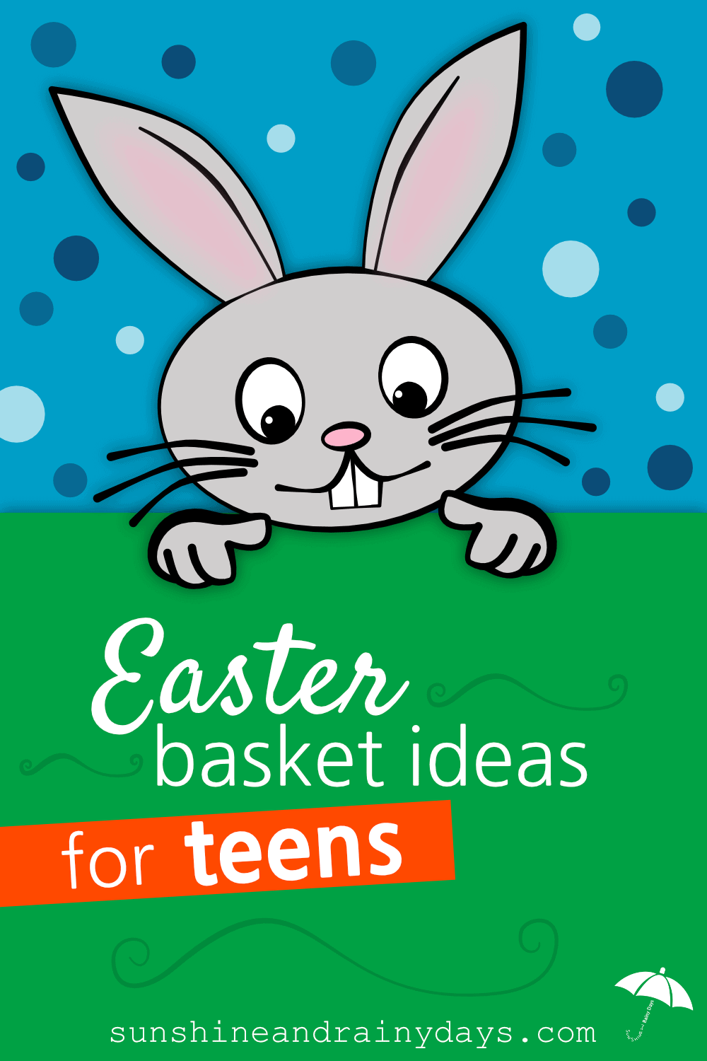 Visions of the Easter Bunny hopping around the yard may be long gone for our teenagers but Easter For Teens is still a lot of fun! What should you put in Easter Baskets For Teens? We are here to help with eight different Easter Basket ideas!