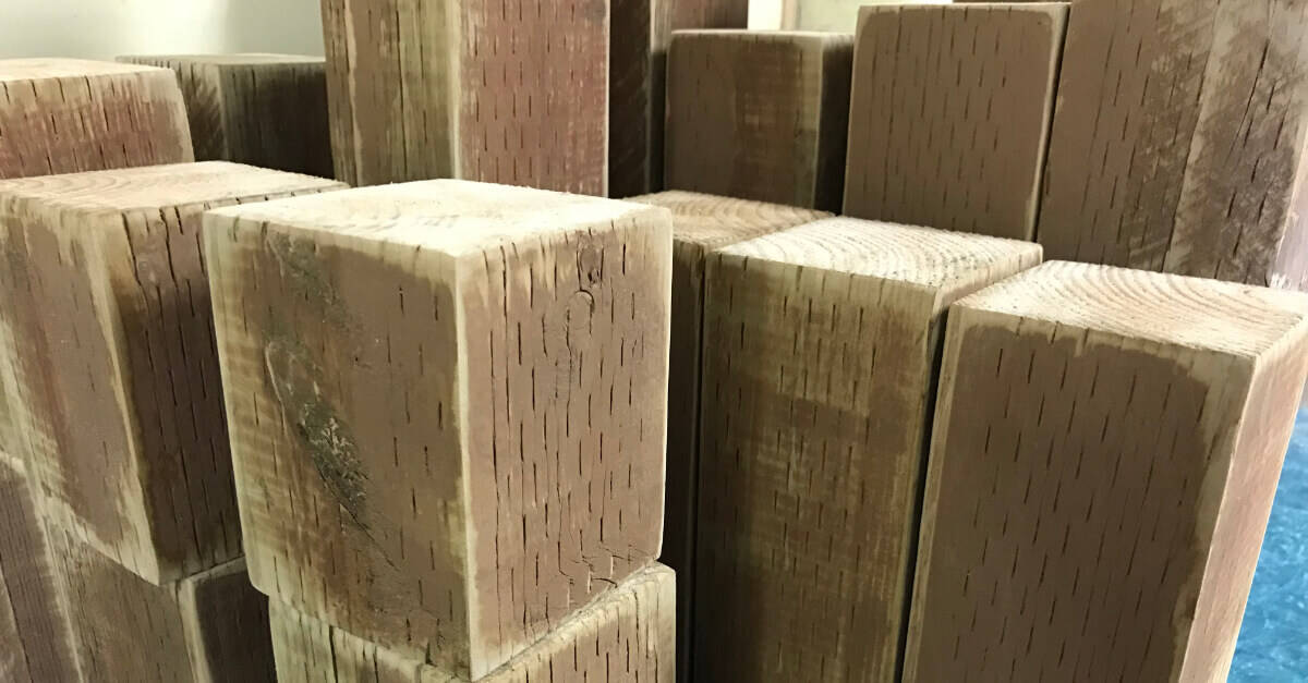 4 X 4 Blocks