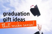 High School Graduation Gift Ideas That Make Sense