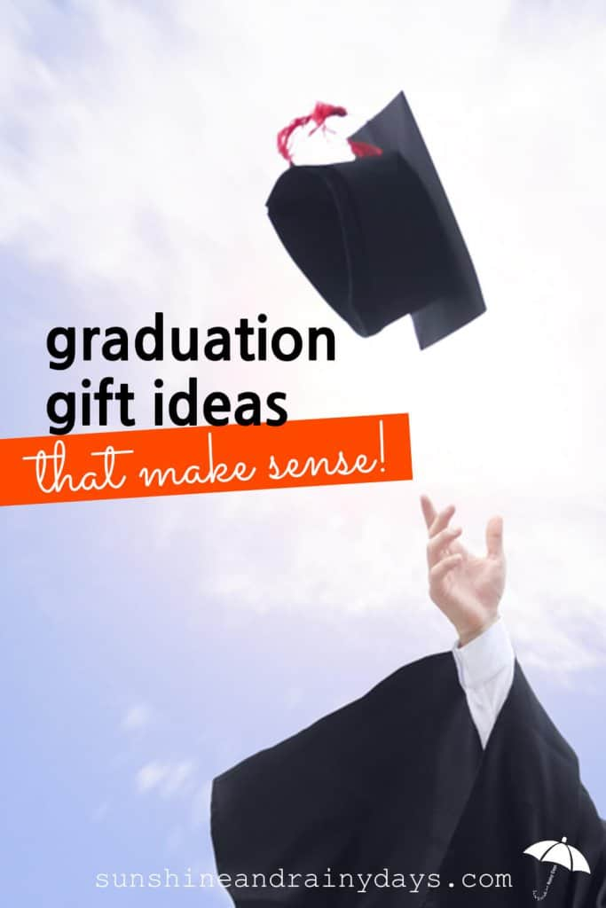 Graduation Gift Ideas That Make Sense