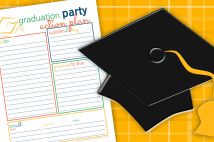 Graduation Party Action Plan