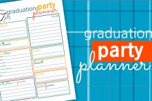 Graduation Party Planner