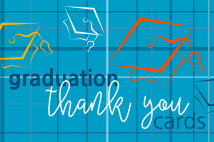 Graduation Thank You Cards