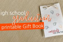 High School Graduation Gift Book For College Bound Students