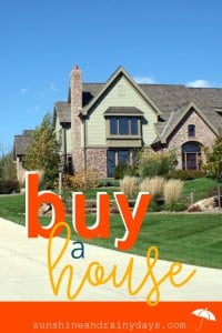 You are ready to Buy A House and you want to be confident in the decision you make. You want to purchase the house that meets the values of your family, makes sense for your money plan, and is the right fit for your needs. Buy A House | Buy A House Tips | What To Look For When You Buy A House | Buy A House Checklist