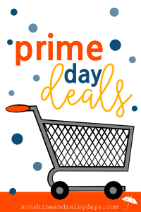 Check out our favorite Prime Day deals! We will add to our list as we discover great deals we think you will love!