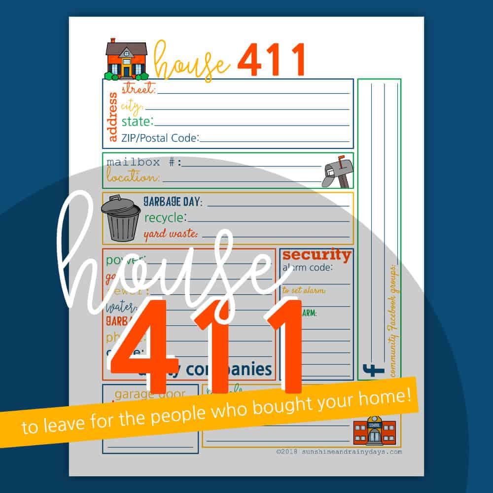 House 411 PDF