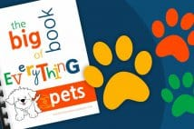 The Big Book Of Everything For Pets Pet Binder
