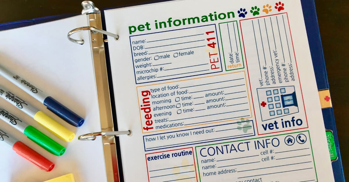 Big Book Of Everything For Pets Pet Information