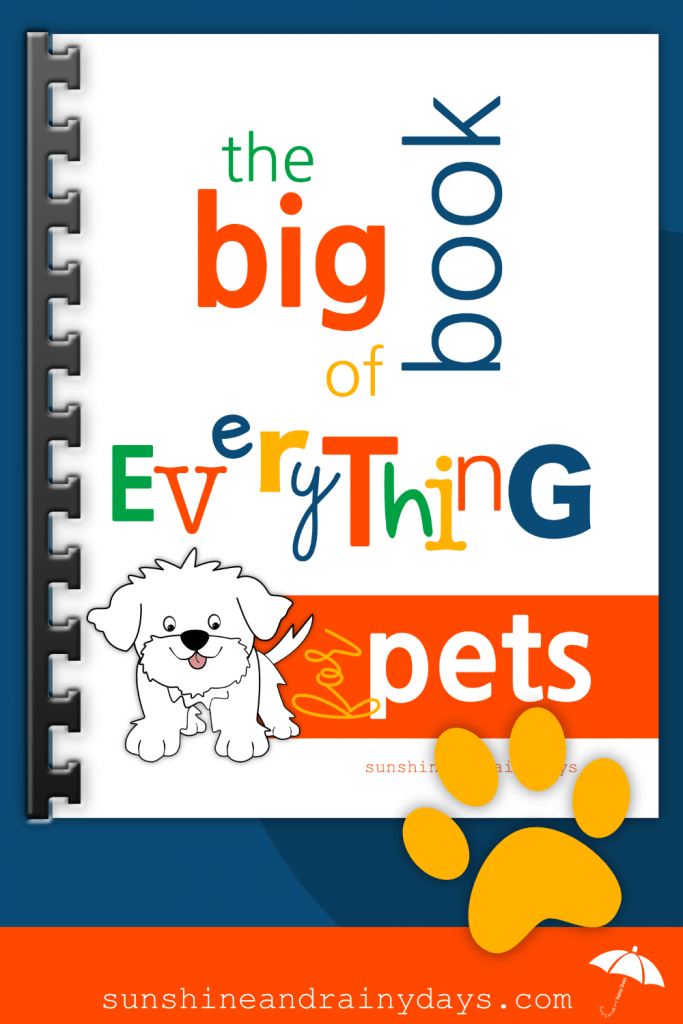 Big Book of Everything for Pets