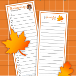 Whether you're hosting Thanksgiving or not, you likely need to do a little Thanksgiving shopping! OurThanksgiving Shopping List Printable is here to encourage you to get it down on paper! Thanksgiving Printables | Thanksgiving Shopping List | Thanksgiving Thankful List | #Thanksgiving #ThanksgivingPrintables #Printables #SARD