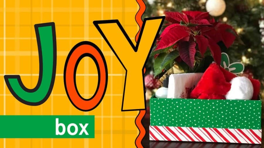 Christmas Joy Box
