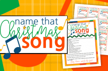 Name That Christmas Song Game