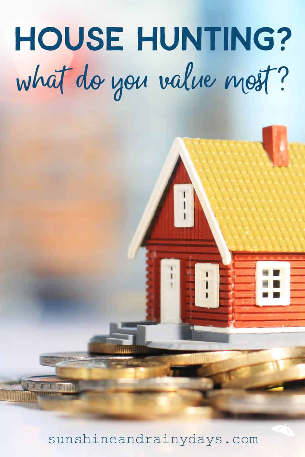 What do you value most in a new house
