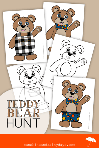 Teddy Bear Hunt