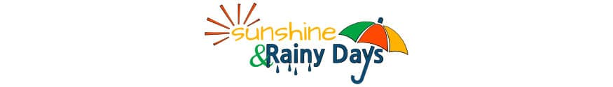 Sunshine And Rainy Days Logo